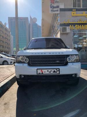 RANGE ROVER HSE 2012 GCC IN IMMACULATE CONDITION SINGLE OWNR