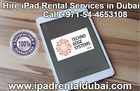 iPad Rental Services from Techno Edge Systems L.L.C Company