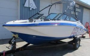 YAMAHA jet boat AR192 just 20 hours