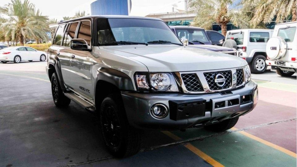 Nissan Patrol Super Safari - AED 179,000