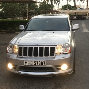 \u062c\u064a\u0628 \u0633\u0631\u062a 2009 JEEP SRT8 excellent condition