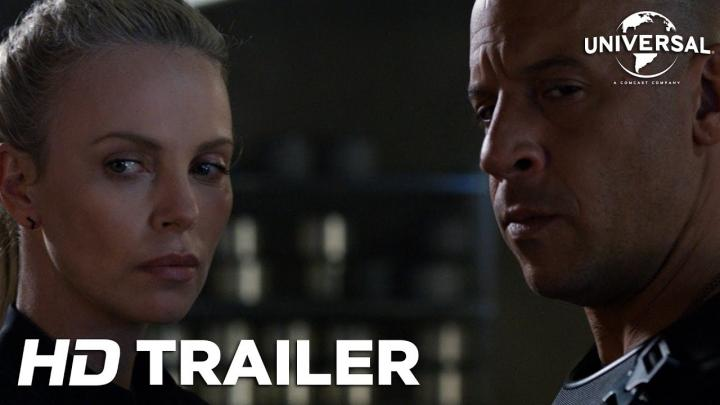 Fast & Furious 8 - Official Trailer  and Review