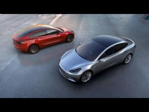 Five facts about Elon Musk's new electric car