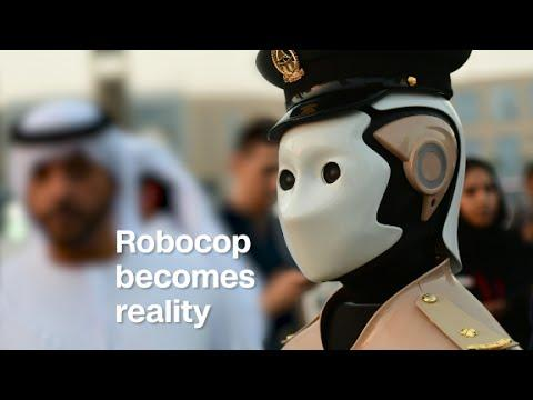 Robocop becomes reality in Dubai