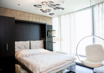 Luxury Furnished 1Bed | Mid Floor | Vacant