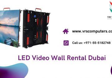 LED Wall Rental Suppliers in Dubai UAE