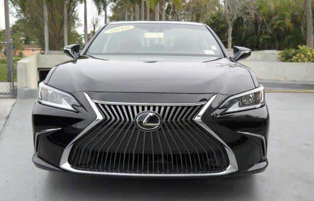 Used 2019 Lexus ES 350 FWD 4D Sedan