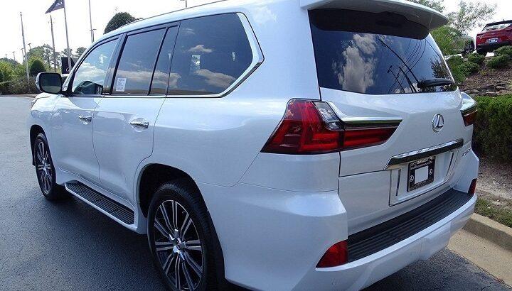 Lexus Lx570 model 2019