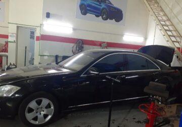Nujoom Al Khan Range Rover Service Center in uae