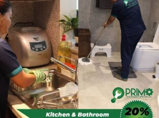 Primo Cleaning & Maintenance Service LLC