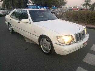 مرسيدس اس 500 1998