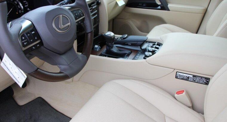 Lexus LX570 2017 SUV