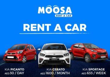Moosa rent a car