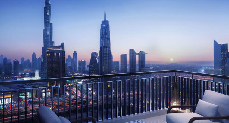 BLVD Crescent by Emaar at Downtown Dubai
