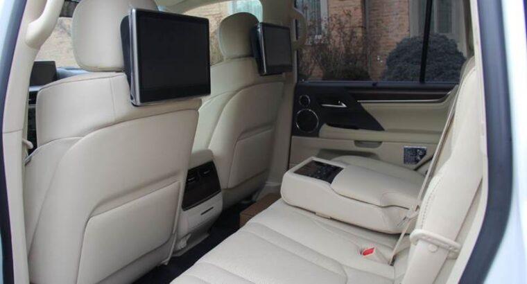 Lexus LX570 2018 GCC