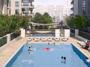 Parkviews Rawda Apartments at Townsquare Dubai by Nshama