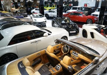 Best Luxury Car Deals in Dubai – The Elite Cars