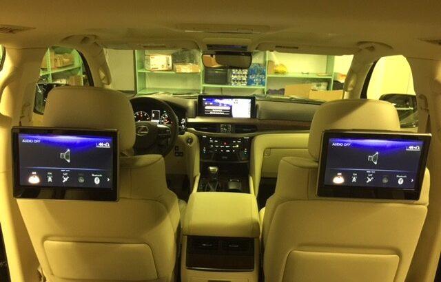 2016 Lexus LX570 Clean Title