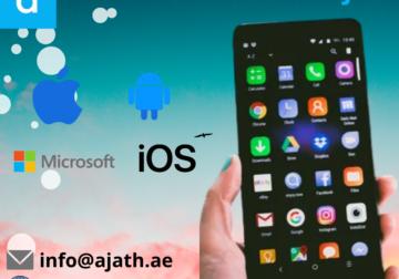 Mobile App Development Company in Dubai