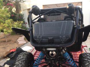YXZ 1000R yamaha 2016 full accessories قابل للتفاوض