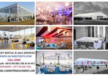 Wedding Tent Rentals UAE