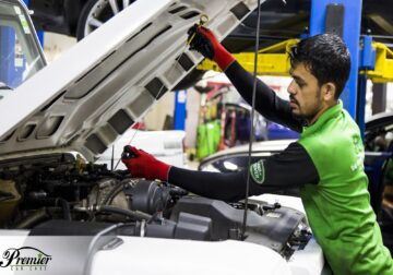 Luxury Car Garage in Dubai – Premier Car Care