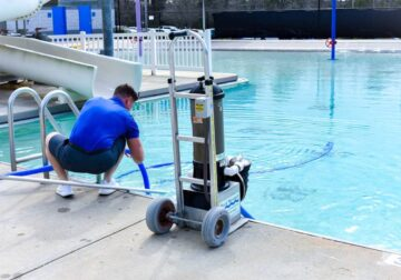 Swimming Pool Maintenance & Cleaning in Dubai