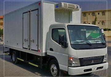 Ahmadzai Refrigerator Transport