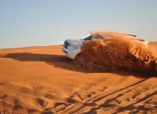 visit desert safari dubai