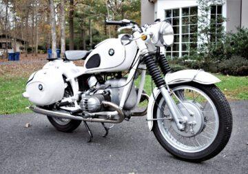 1968 BMW R60/2