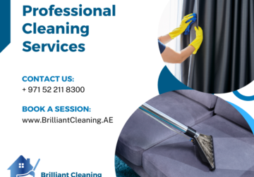 20% Off on Cleaning Services – Brilliant Cleaning Company Dubai
