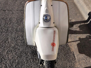 1962 Sears Puch Compact D50 Scooter