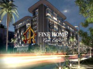 2 BR Sky home & W Private Jacuzzi |& Balcony in Masdar City